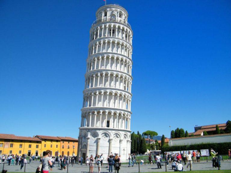 Engenheiros resolvem mistério da inclinação da Torre de Pisa